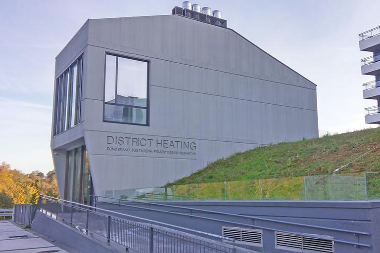 Proyectos de arquitectura en Donostia - Edificios públicos