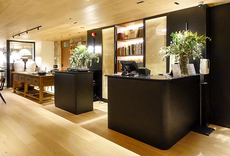 Proyectos de arquitectura en Donostia - Hoteles, hostelería y comercio